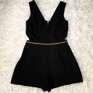 Marciano Romper / Gold Detail / Size:6